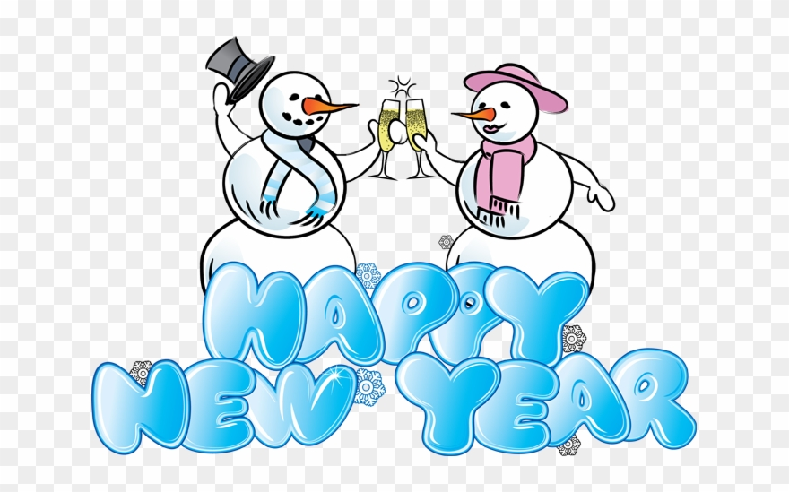 Most Popular Happy New Year Clipart 2018 Images With.
