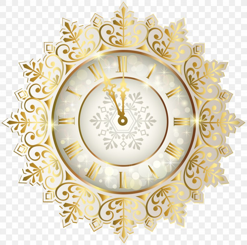 Clock Of The Long Now New Year Clip Art, PNG, 5946x5916px.