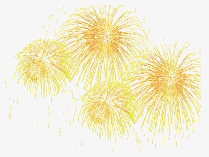 Free New Years Fireworks Clip Art with No Background.