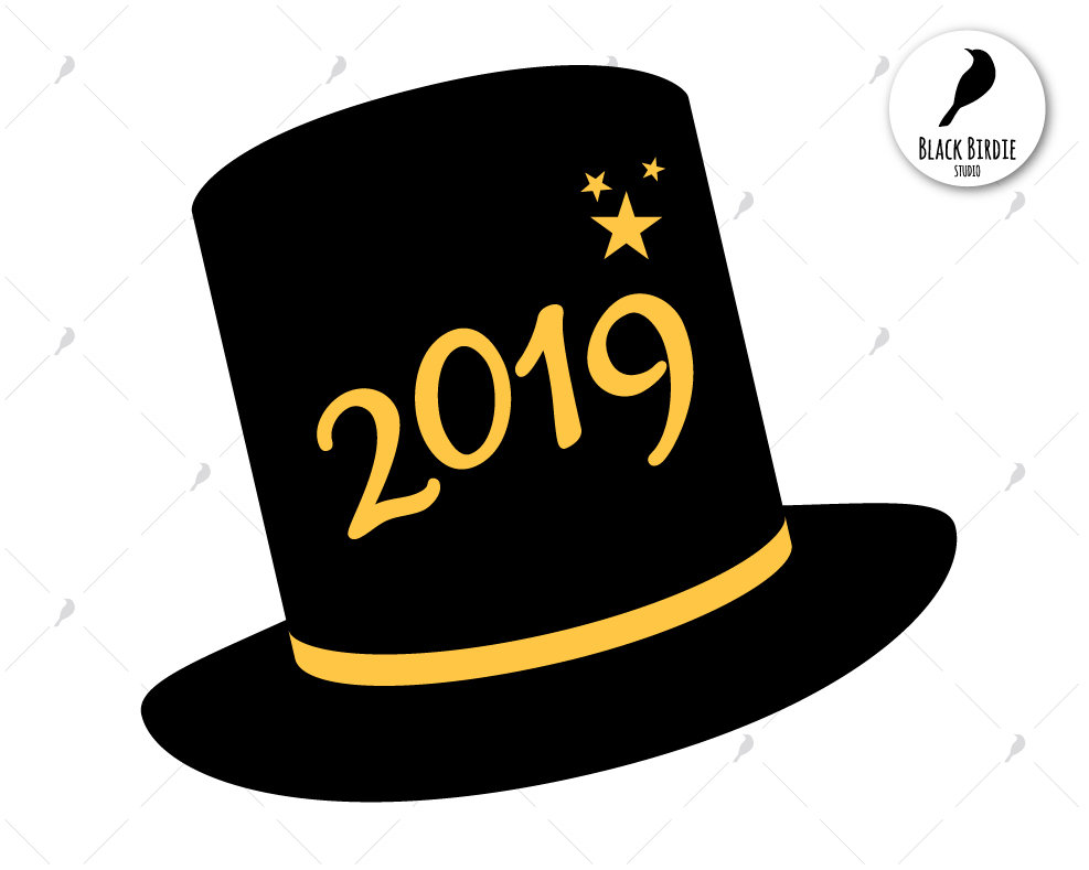 New Years Hat Png images collection for free download.