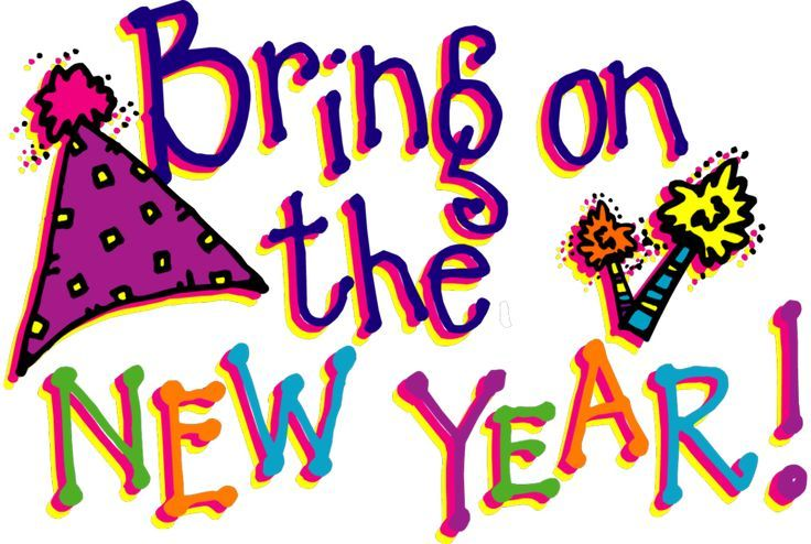 New Years Resolution : Happy New Year Clip Art Images, Happy.