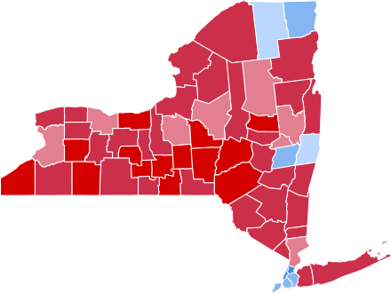 United States presidential election in New York, 1928.