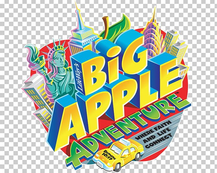 New York City Big Apple Vacation Bible School PNG, Clipart.