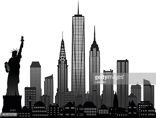 60 Top Empire State Building Stock Illustrations, Clip art.