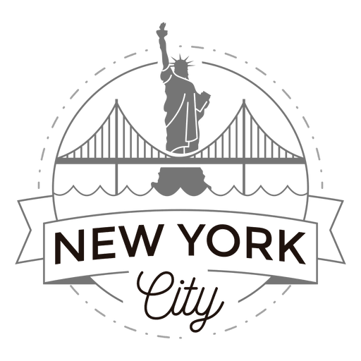 New york city logo.