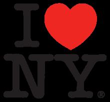 I Love New York.