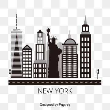 New York City Png, Vector, PSD, and Clipart With Transparent.