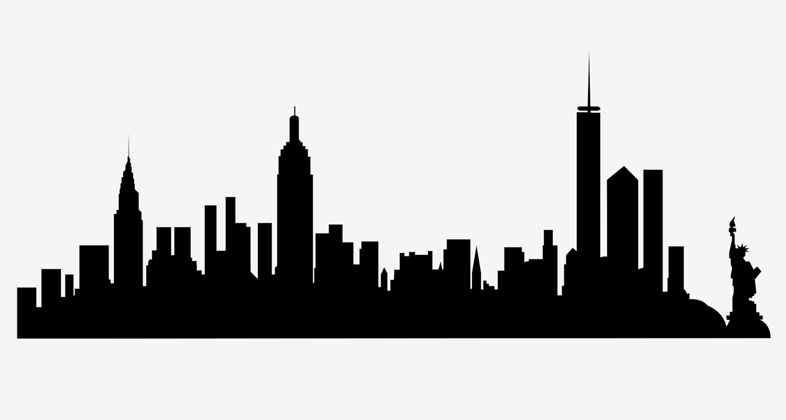 This is a free svg file to download featuring New York.