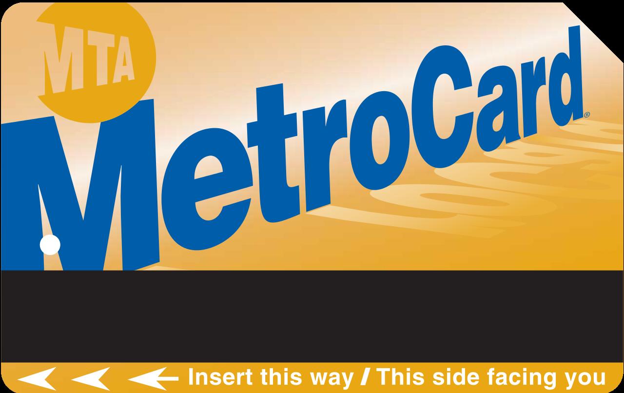 MetroCard (New York City).