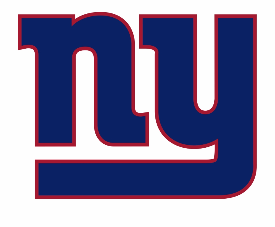 New York Giants Clipart Silhouette.