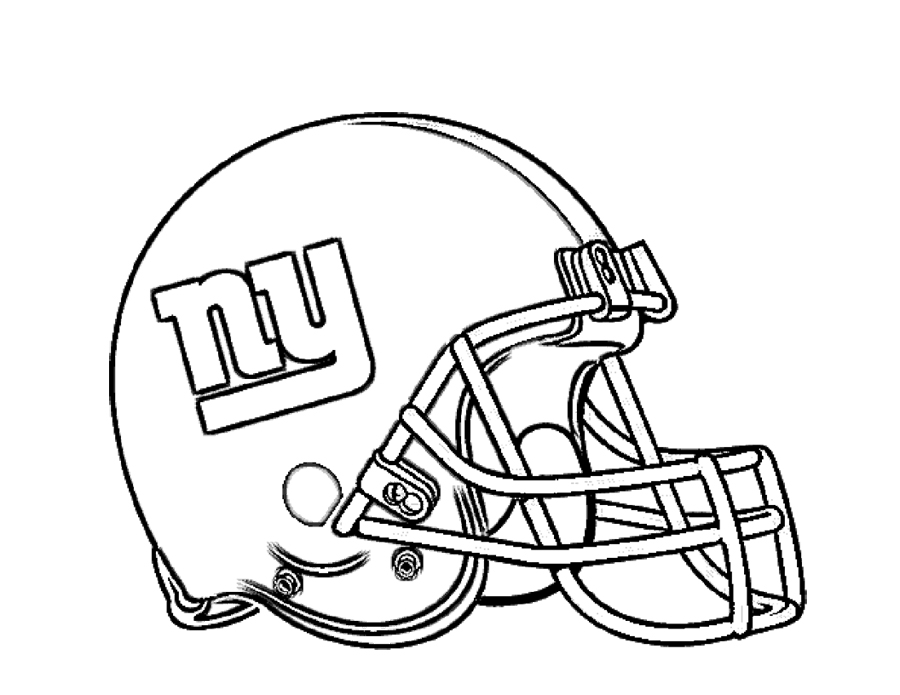 New York Giants Football Images Clipart.