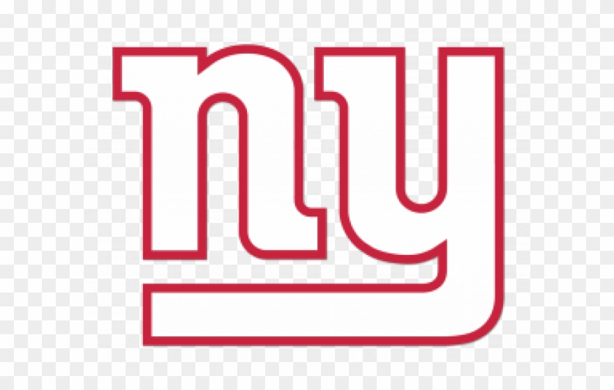 New York Giants Clipart Pink.