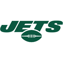 New York Jets Wordmark Logo.