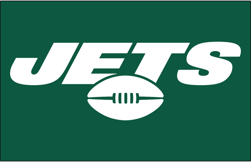 New York Jets Helmet Logo.