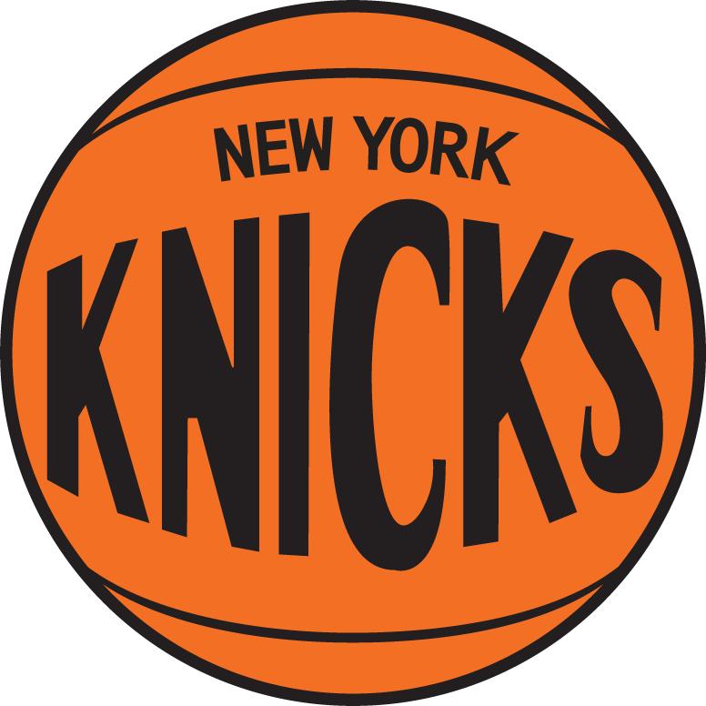 New York Knicks Alternate Logo 1969.