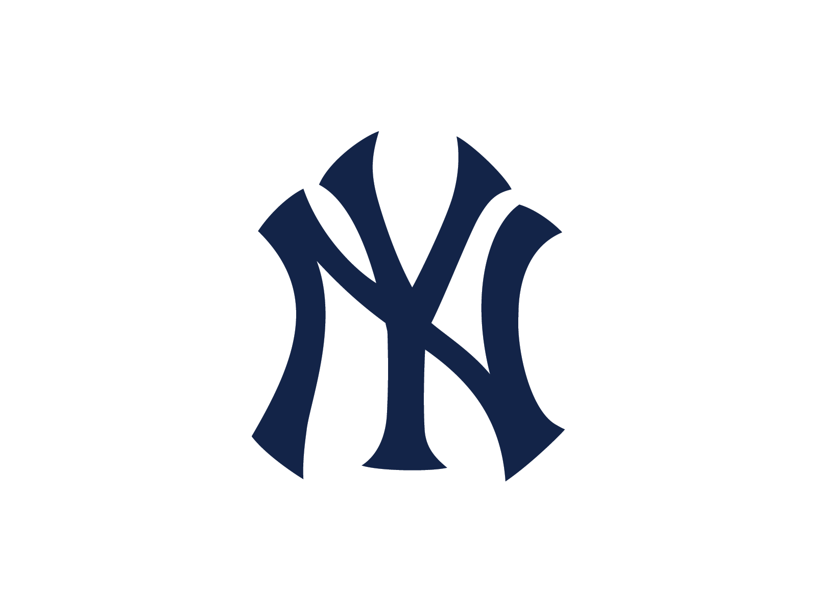 New York Yankees Logo Vector PNG Transparent New York.