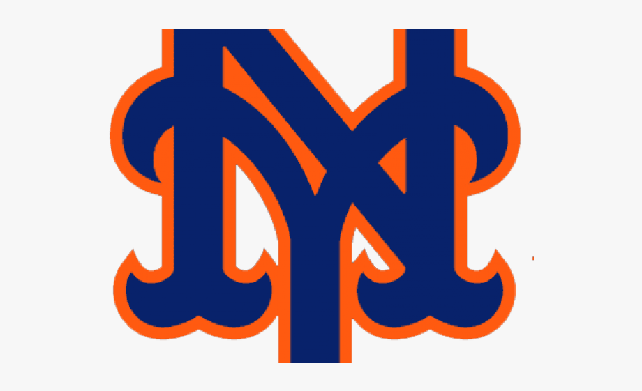 Logos And Uniforms Of The New York Mets, Cliparts & Cartoons.