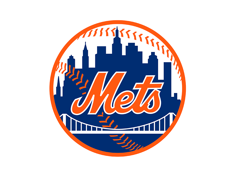 New York Mets Logo PNG Transparent & SVG Vector.
