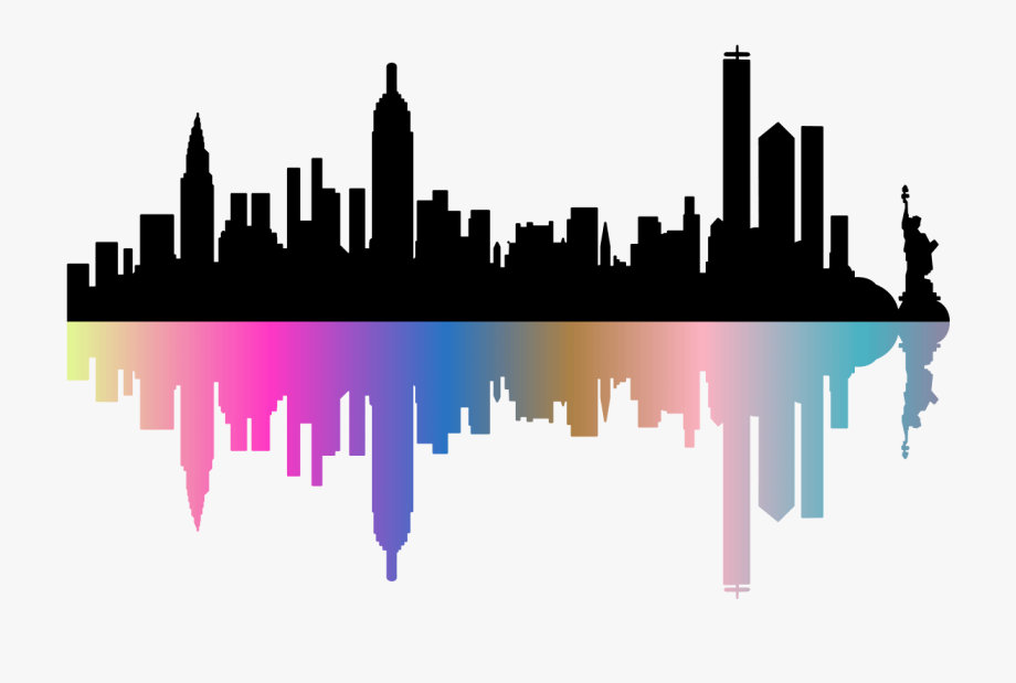 New York City Skyline Clipart.