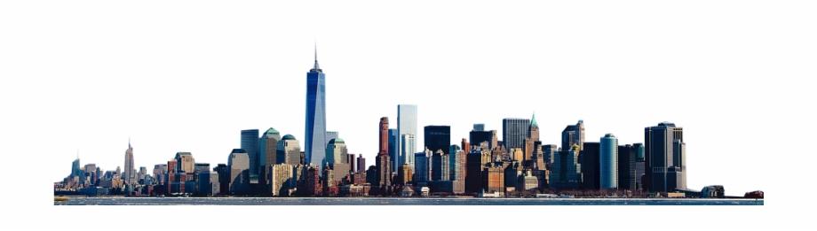 Panorama New York United States Freedom Tower.