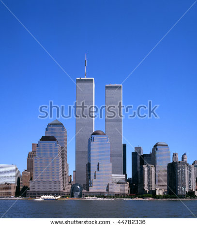 World Trade Center Stock Images, Royalty.