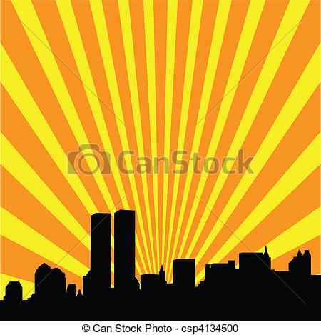 Twin tower Stock Illustration Images. 308 Twin tower illustrations.