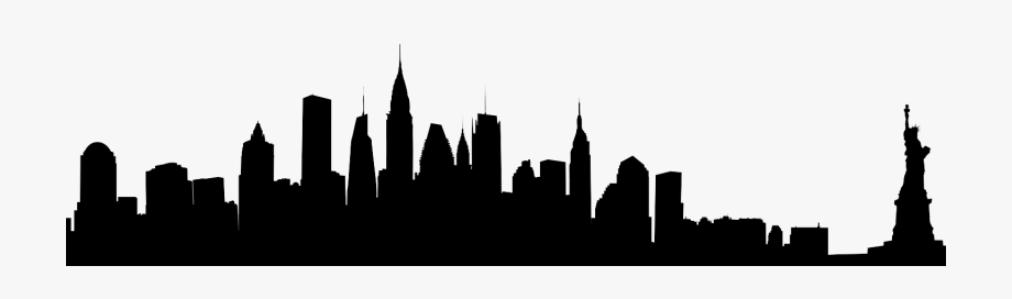 New York Skyline Png.