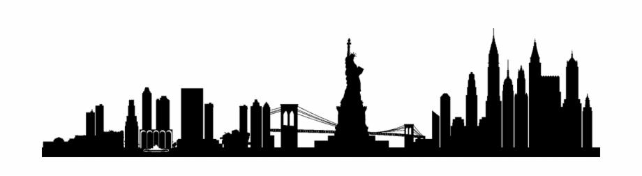 New York City Png Skyline New York City.