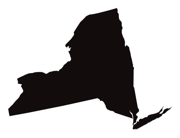 Best New York State Illustrations, Royalty.