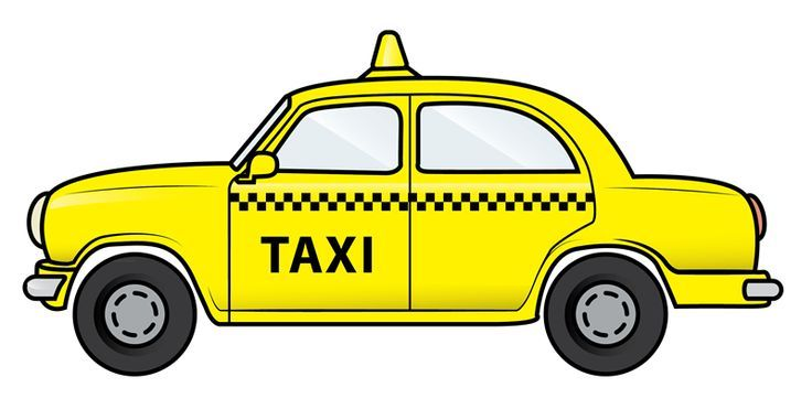 Image result for new york taxi clipart.