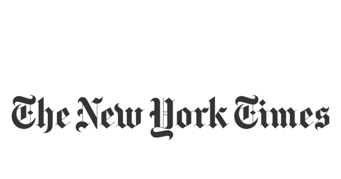 The New York Times Logo Png Vector, Clipart, PSD.