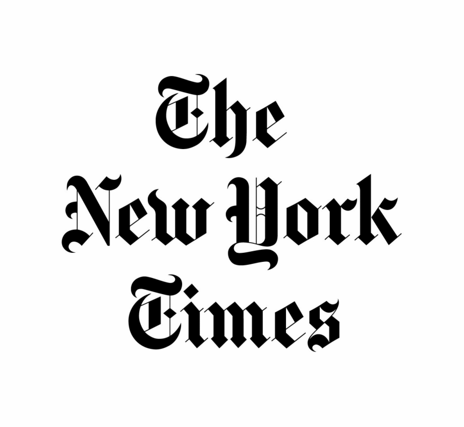 The New York Times Logo Png.