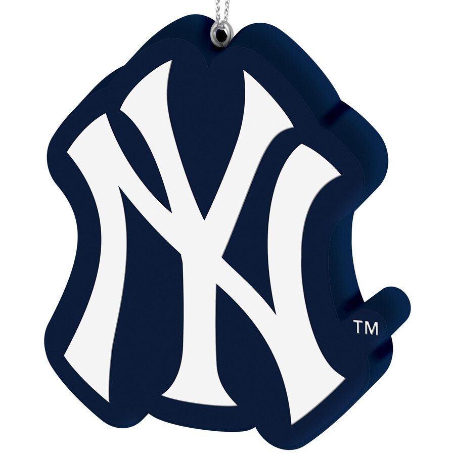New York Yankees Team Logo Ornament.