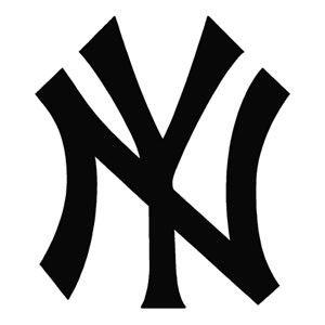 New York Yankees Clipart Logo.