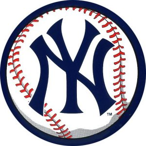 New York Yankees Image Library Logo.