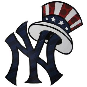 Free New York Yankee Clipart.