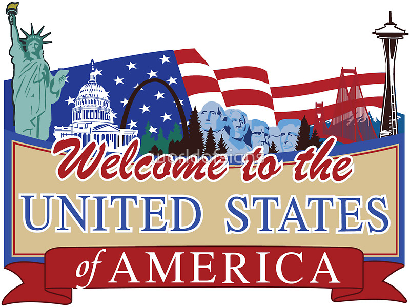 Welcome to the United States of America, US.