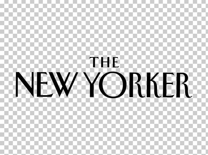 The New Yorker Logo News Magazine PNG, Clipart, Angle, Area.