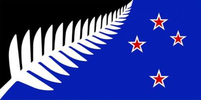 New Zealand unveils flag finalists, to mixed reviews.