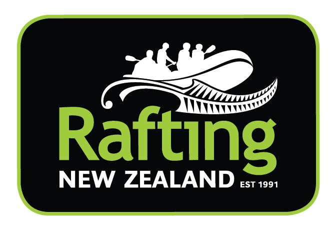 Rafting New Zealand.