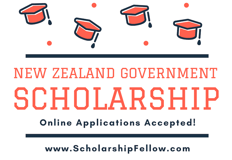 New Zealand Government Scholarship 2020.