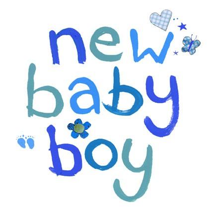 CH.B *✿* New Baby Boy.