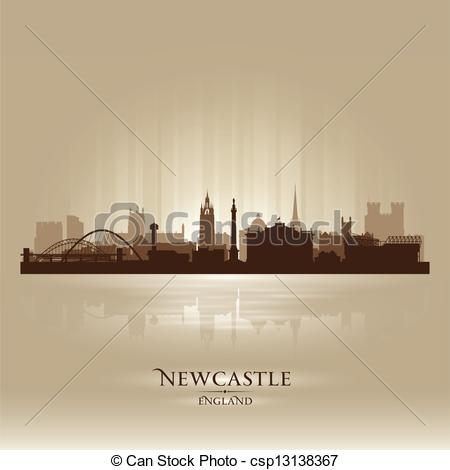 Newcastle skyline Vector Clipart EPS Images. 16 Newcastle skyline.