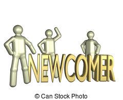 Newcomer Stock Illustration Images. 500 Newcomer illustrations.