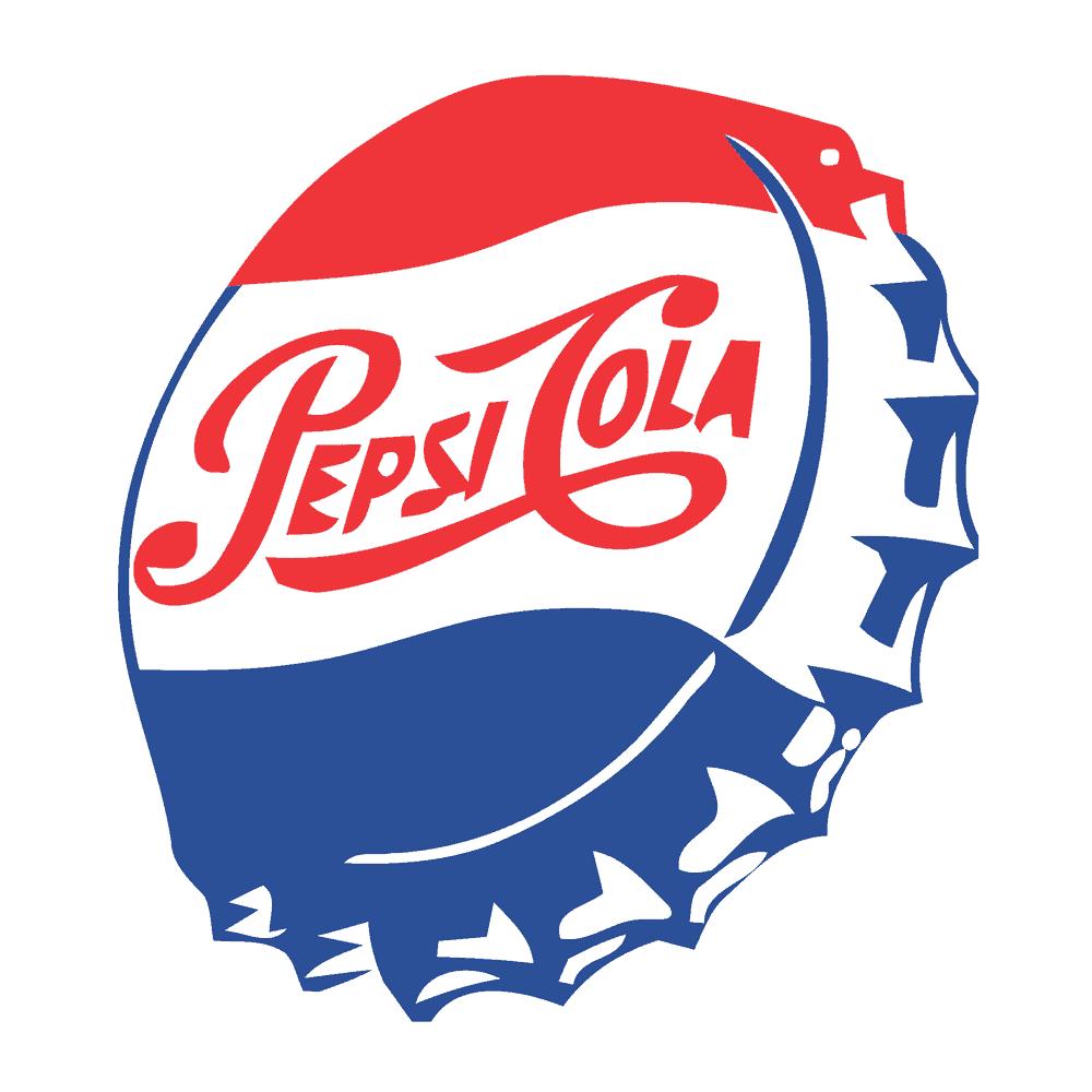 History of the Pepsi Logo Design.