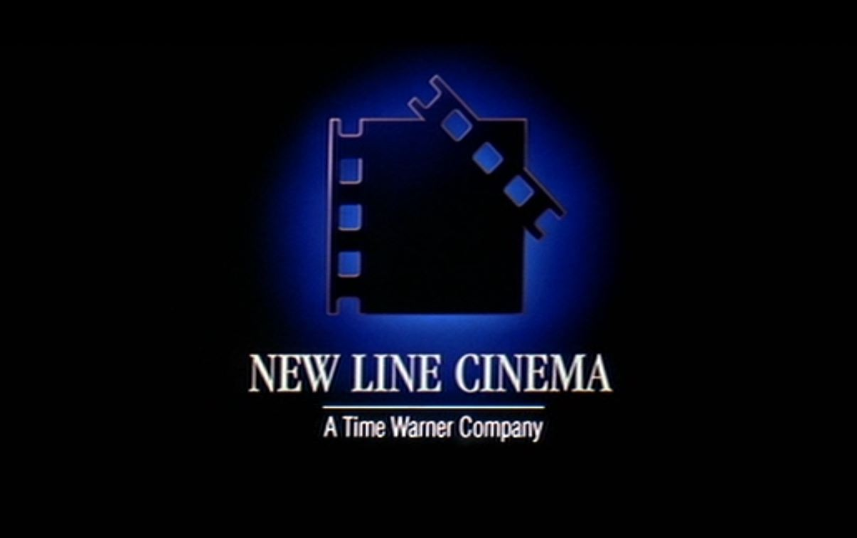 When the New Line Cinema logo came across the screen and you.