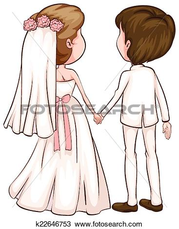Newly weds Clipart EPS Images. 188 newly weds clip art vector.
