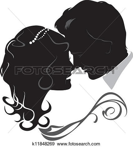 Newlyweds Clip Art Vector Graphics. 2,863 newlyweds EPS clipart.