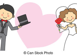 Newlyweds Vector Clipart EPS Images. 3,054 Newlyweds clip art.