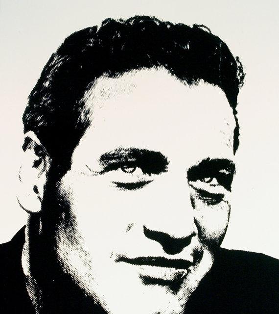 Paul Newman Clipart.
